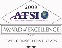 Lauttamus Communications was awarded the 2009 Award of Excellence for outstanding Call Center Operations